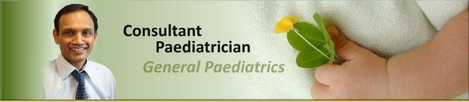 Ravi Kumar Consultant Paediatrician in Reading, Berkshire, UK
